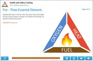 Fire Safety Awareness Online Training Screenshot 1