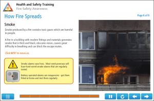 Fire Safety Awareness Online Training Screenshot 3