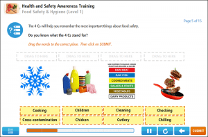 Food Hygiene (Level 1) Online Training Screenshot 3