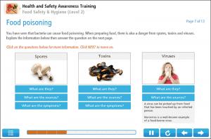 Food Hygiene (Level 2) Online Training Screenshot 2