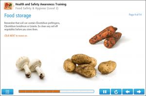 Food Hygiene (Level 2) Online Training Screenshot 3