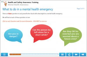 Online Mental Health Screenshot 2